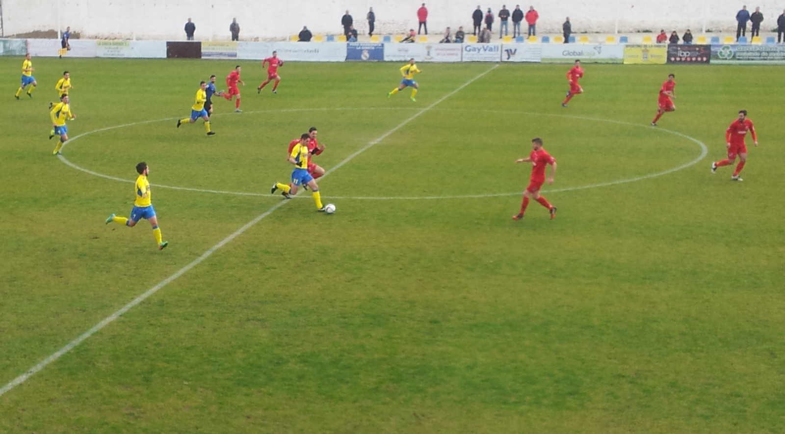 Sporting de La Gineta - Almagro CF