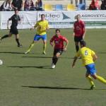 Sporting de La Gineta - CP Villarrobledo (Foto: Pilar García)