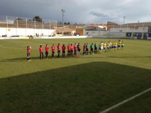 Sporting de La Gineta - CP Villarrobledo