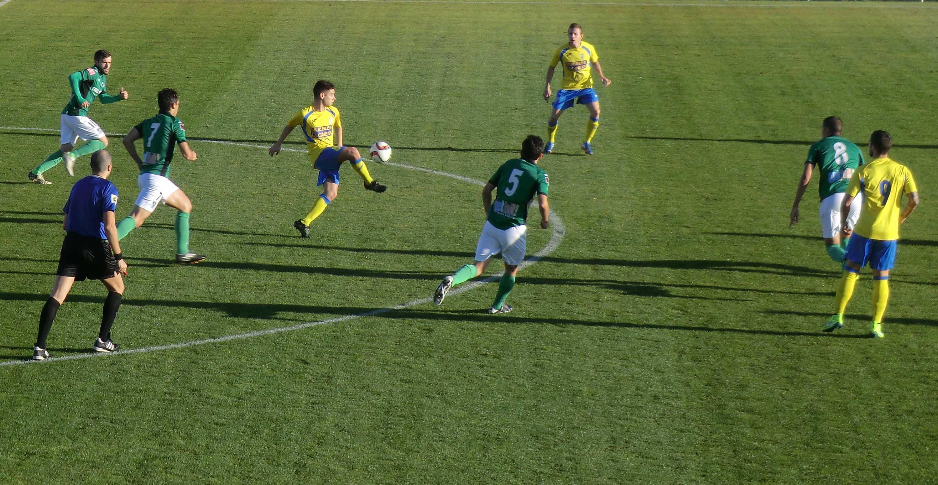Sporting de La Gineta - Toledo B (Foto: Pilar García)