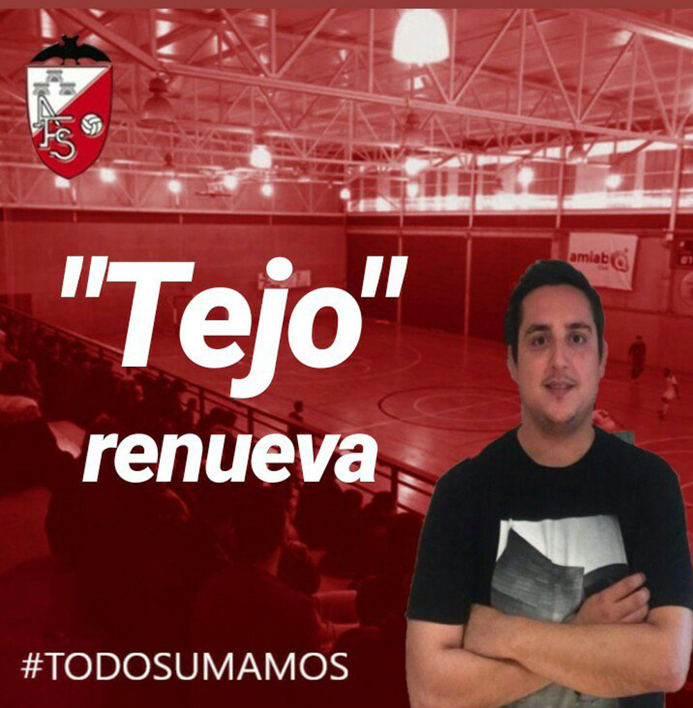 Alberto Pérez Santos 'Tejo'