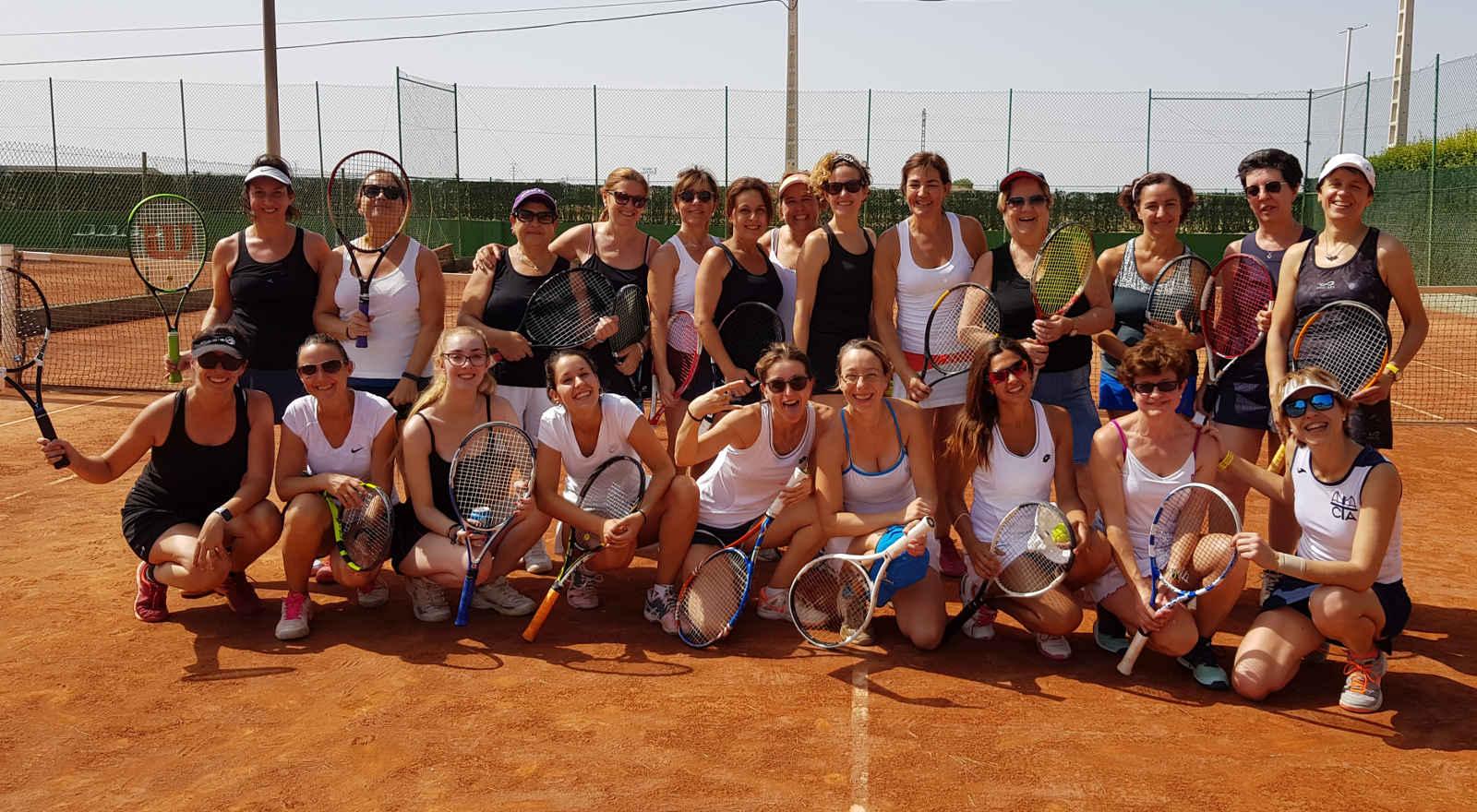 Torneo Femenino en el Club Tenis Albacete