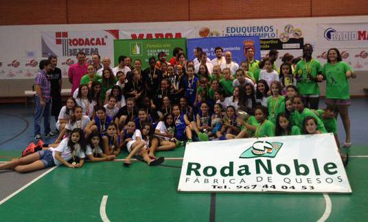 Torneo Rodanoble de Minibasket Femenino