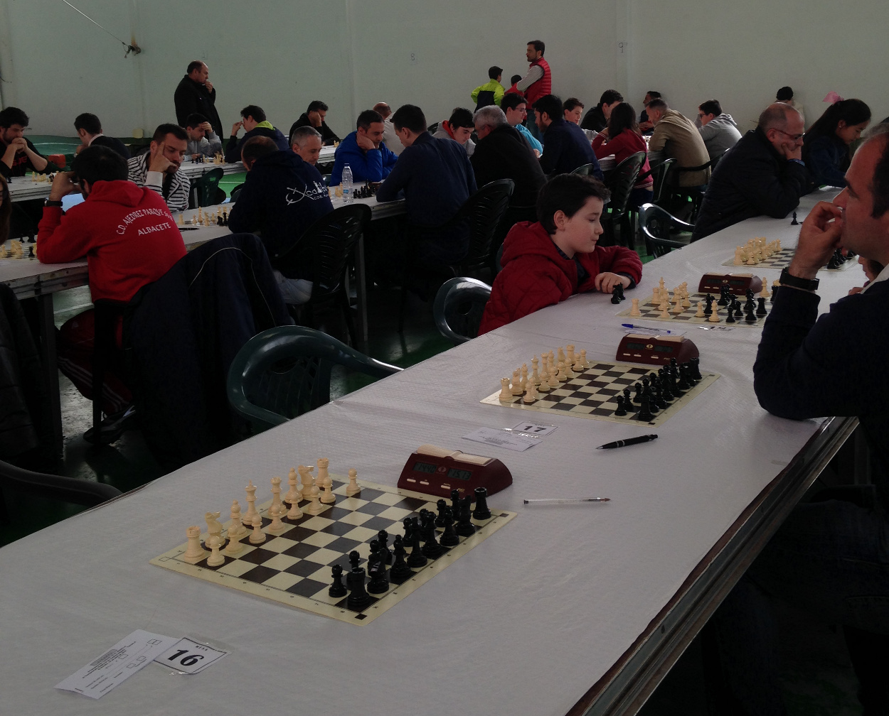 Torneo de Ajedrez de El Bonillo