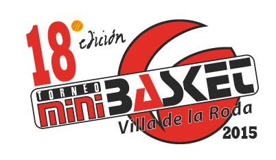 Torneo de Minibasket Villa de La Roda 2015