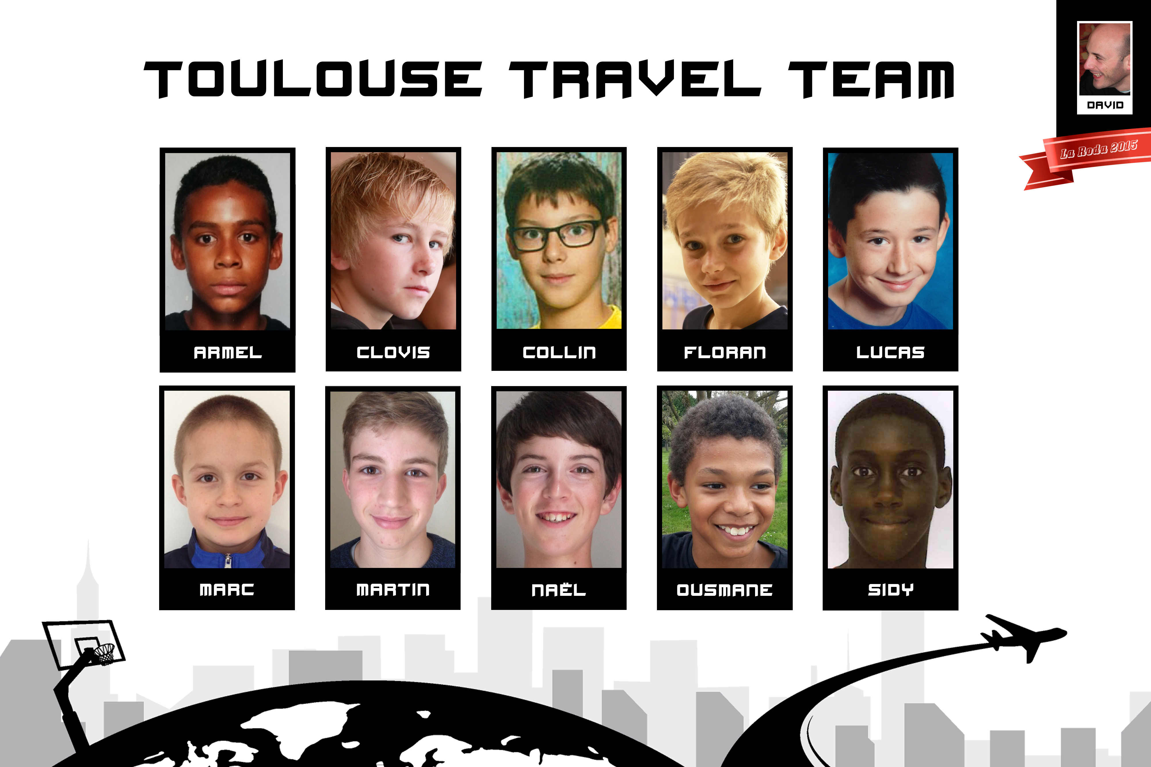 Toulouse Travel Team