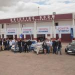 Toyota en el Circuito de Albacete (Foto: Mario Gómez)