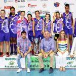 Tres Cantos, campeón del Torneo Rodanoble de Minibasket Femenino