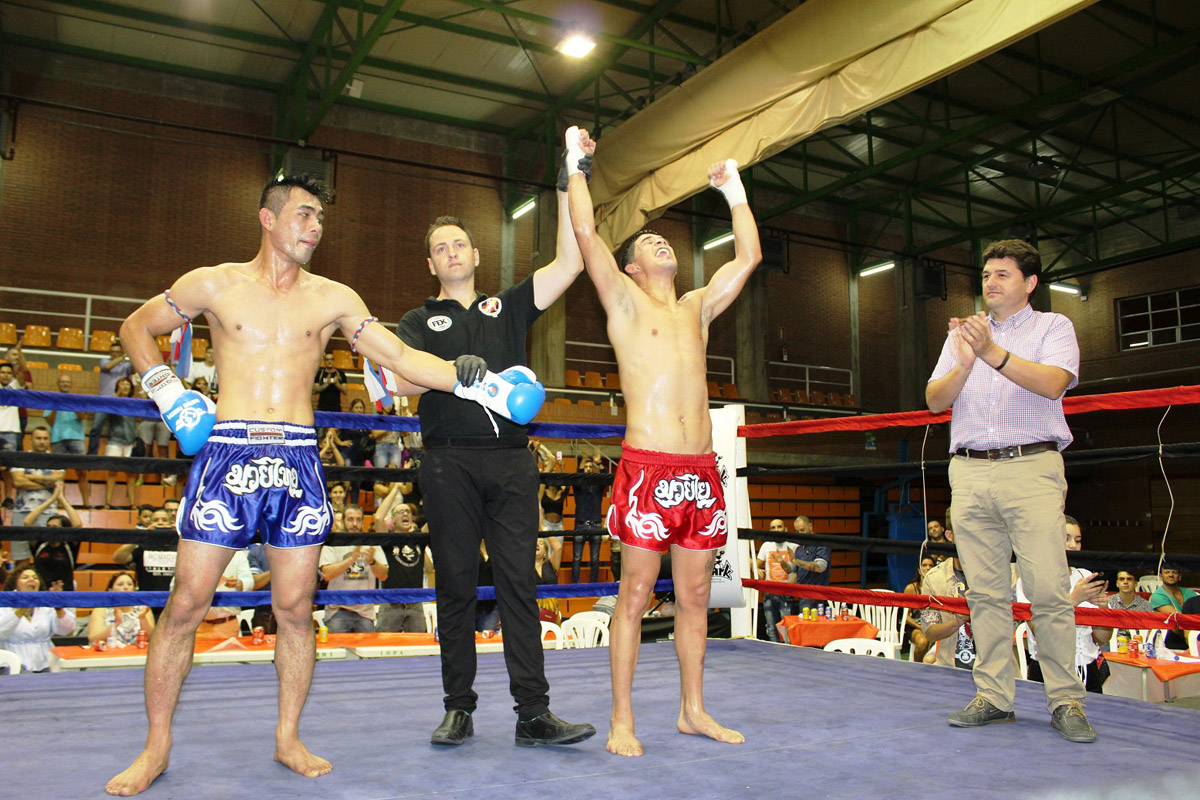 Trofeo Internacional de Kick Boxing La Navaja Fight Dreams