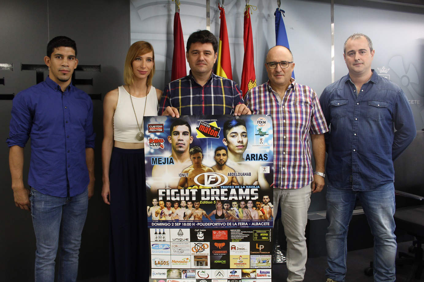 Trofeo Internacional de Kick Boxing La Navaja