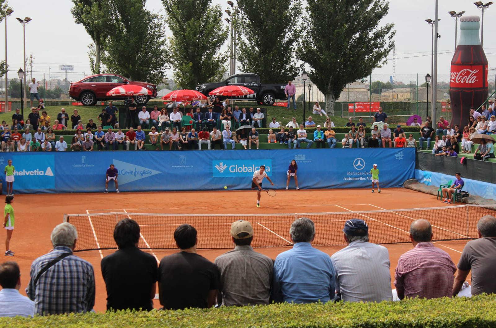 Trofeo Internacional de Tenis Ciudad de Albacete 2018
