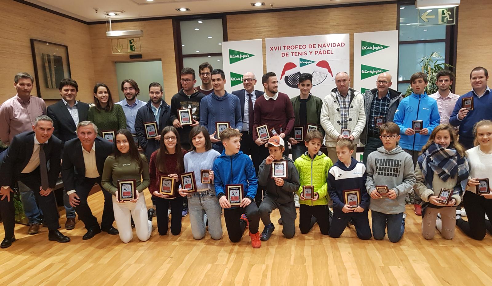 Trofeo de Navidad de El Corte Inglés 2018