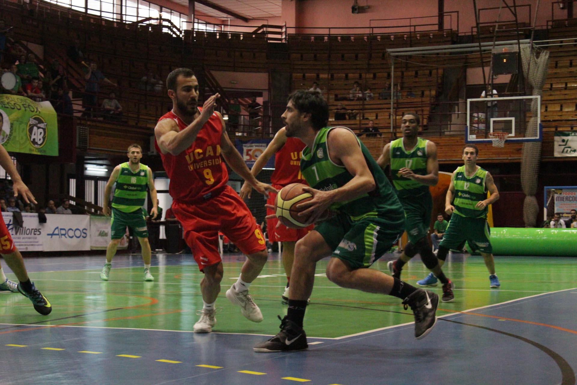 UCAM Murcia - Albacete Basket (Foto: Juan Luis Serrano)