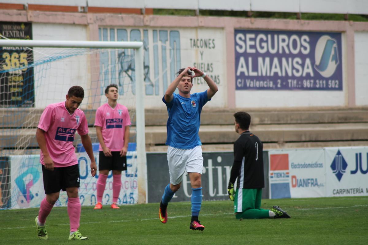 UD Almansa - CD Manchego Ciudad Real