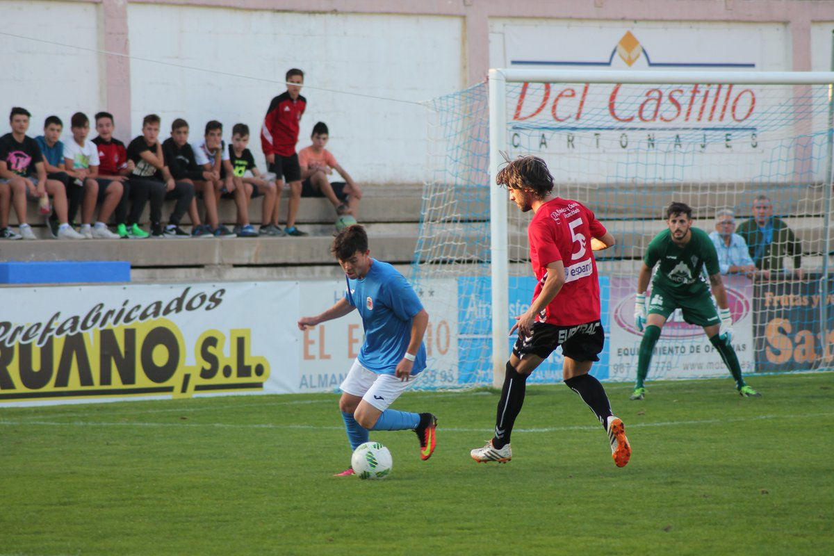 UD Almansa - CP Villarrobledo