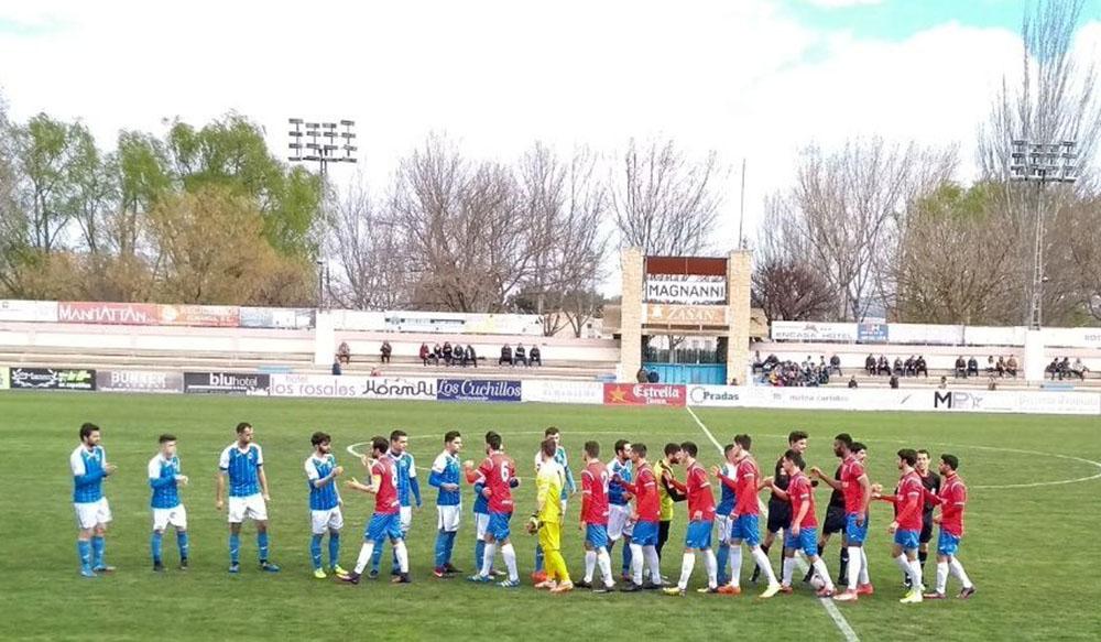UD Almansa - La Roda CF