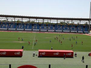 UD Almería B - CP Villarrobledo