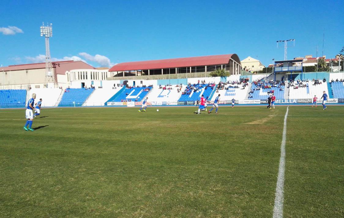 UD Melilla - La Roda CF