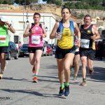 V Carrera Popular de Higueruela, prueba puntuable para el XVII Circuito Provincial de Carreras Populares que organiza la Diputación de Albacete