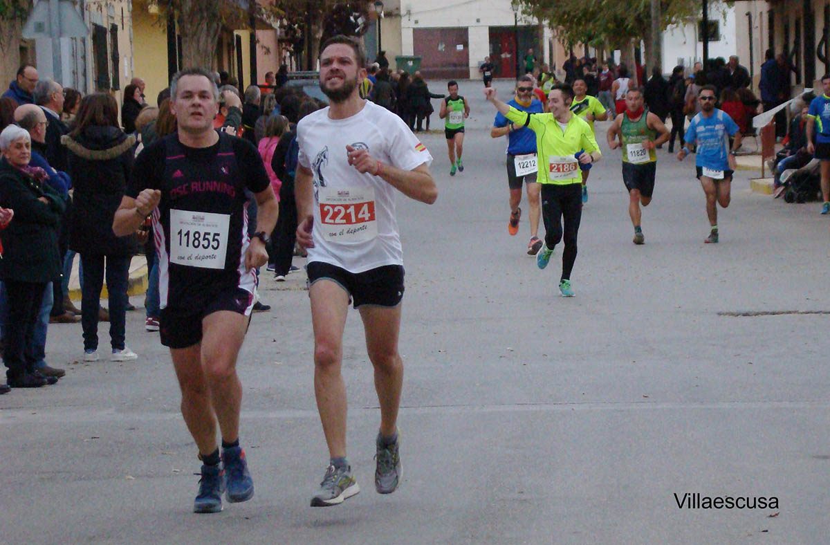 VI Carrera Popular Laguna de Pétrola