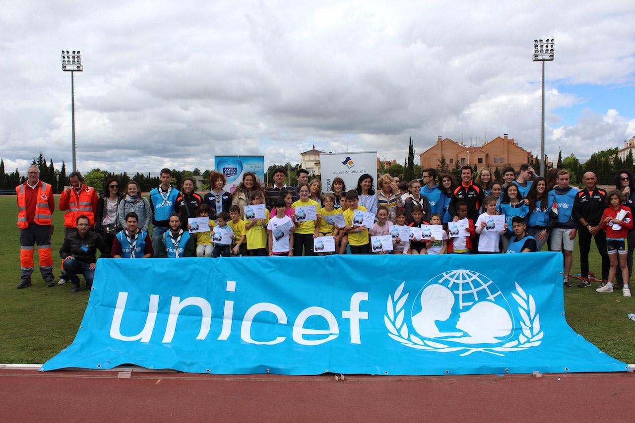 VI Carrera del Agua a favor de Unicef