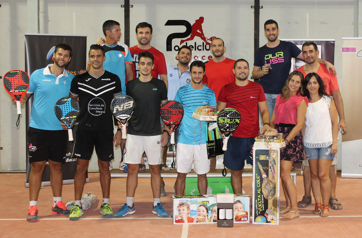 VI Torneo 24 Horas Pádel Club Albacete