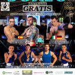Velada de Boxeo Feria de Albacete 2018