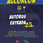 Viaje a Alcorcón