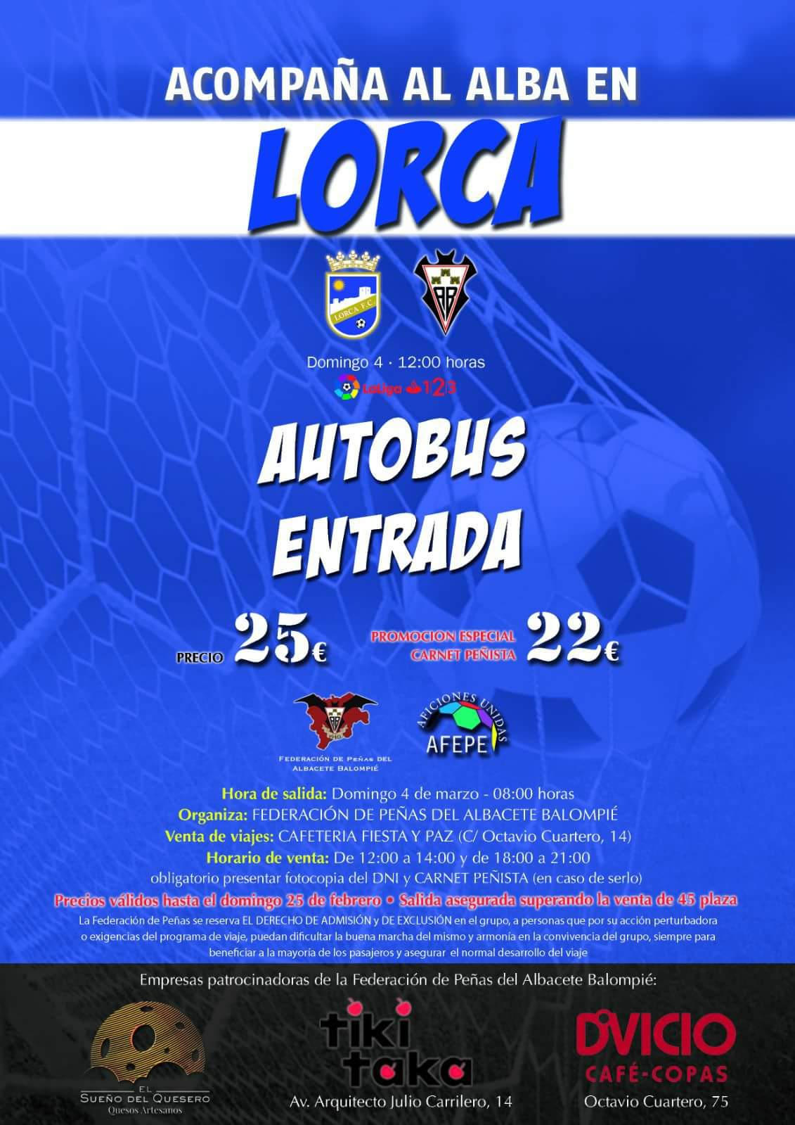 Viaje a Lorca