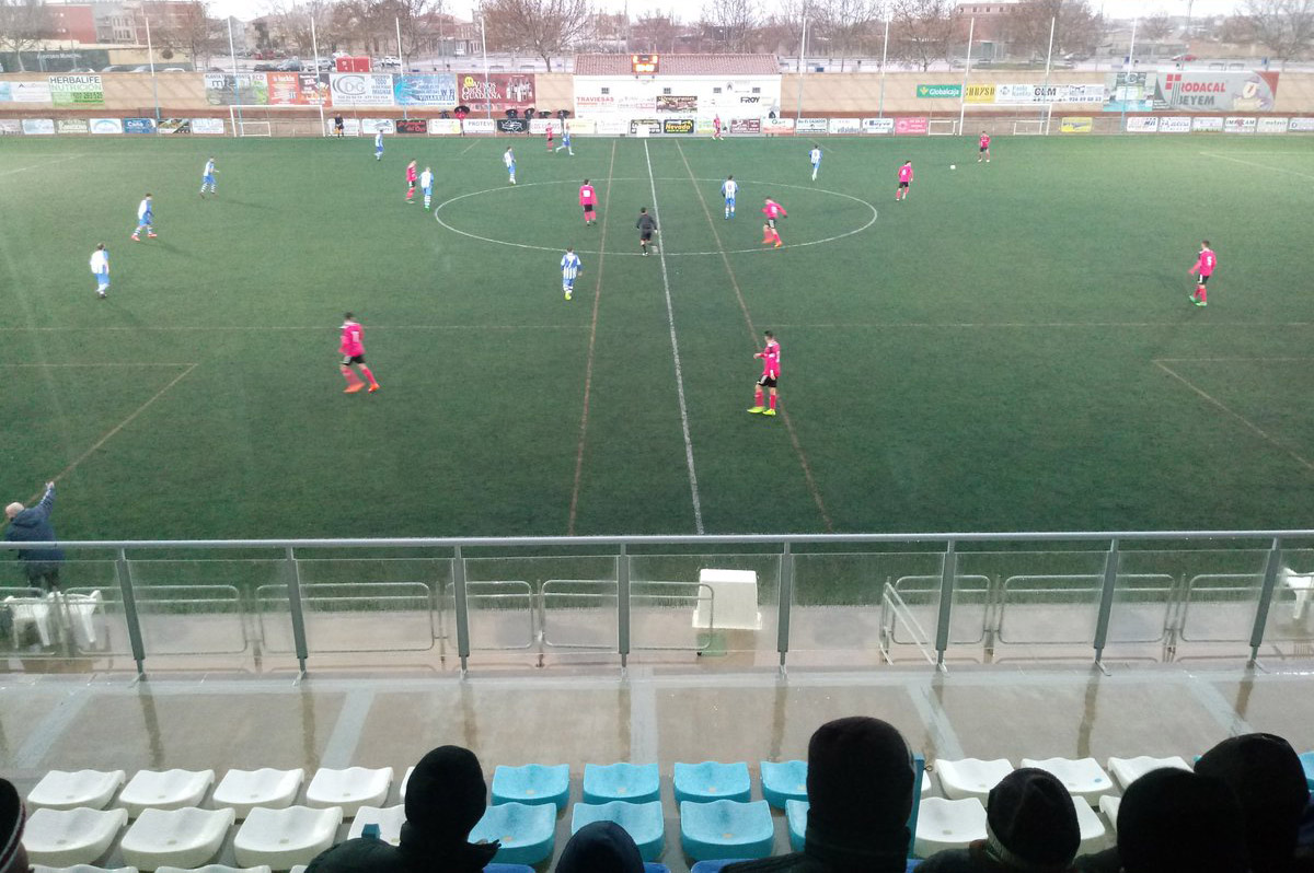 Villarrubia CF - Albacete B