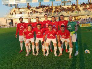 Villarrubia CF - CP Villarrobledo