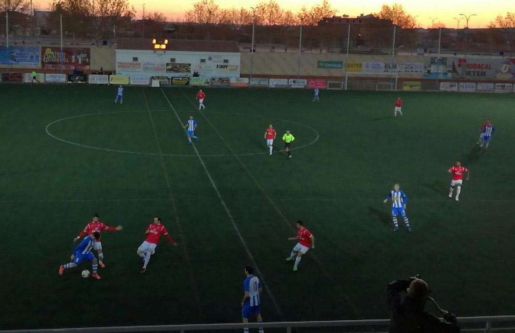 Villarrubia CF - La Roda CF