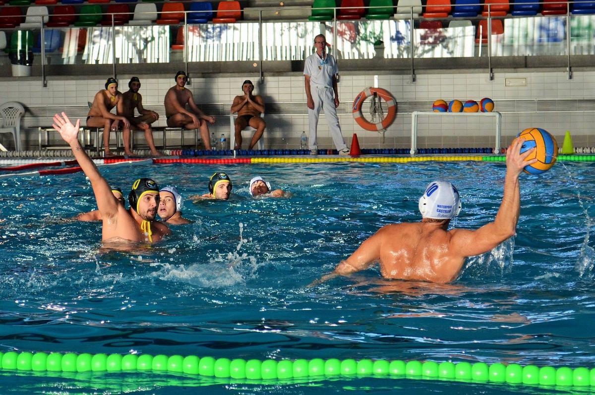 Waterpolo Albacete (Foto: Pedro Carcelén)