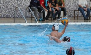 Waterpolo Albacete - Waterpolo Murcia (Foto: Pedro Carcelén)