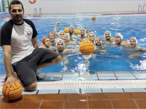 Waterpolo Albacete, campeón de Castilla-La Mancha