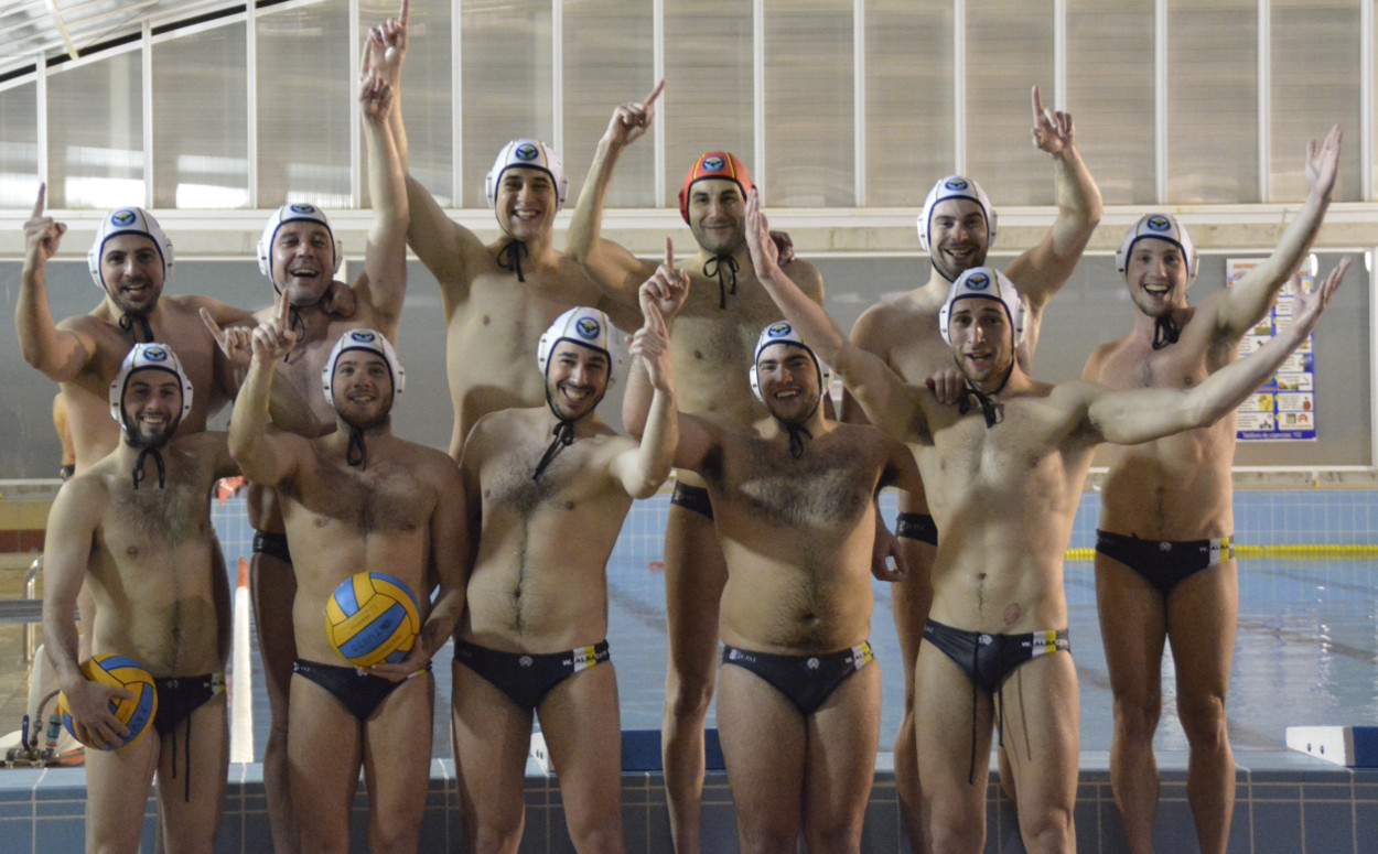 Waterpolo Albacete celebra el título