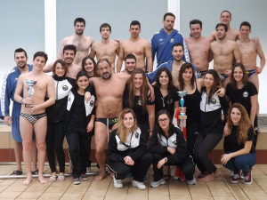 Waterpolo Albacete en la Copa de Castilla-La Mancha