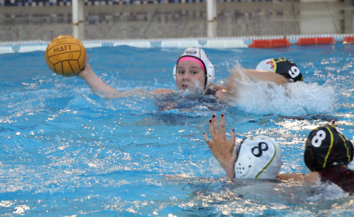 Waterpolo Albacete femenino
