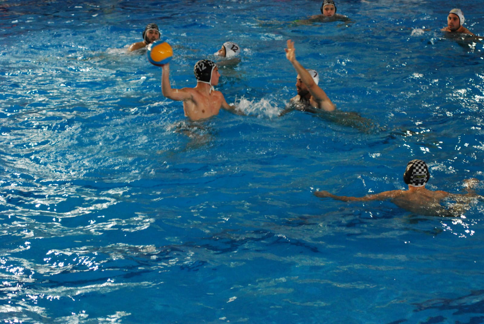 Waterpolo Carthago - Waterpolo Albacete