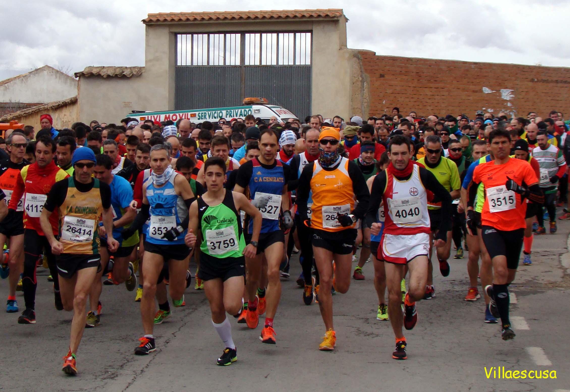 X Carrera Popular de Abengibre (Foto: Paco Villaescusa)