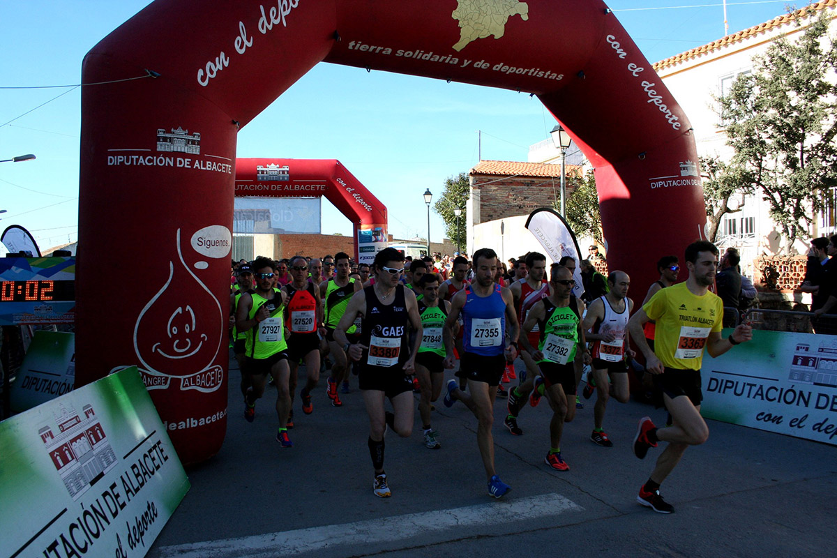 XI Carrera Popular de Abengibre
