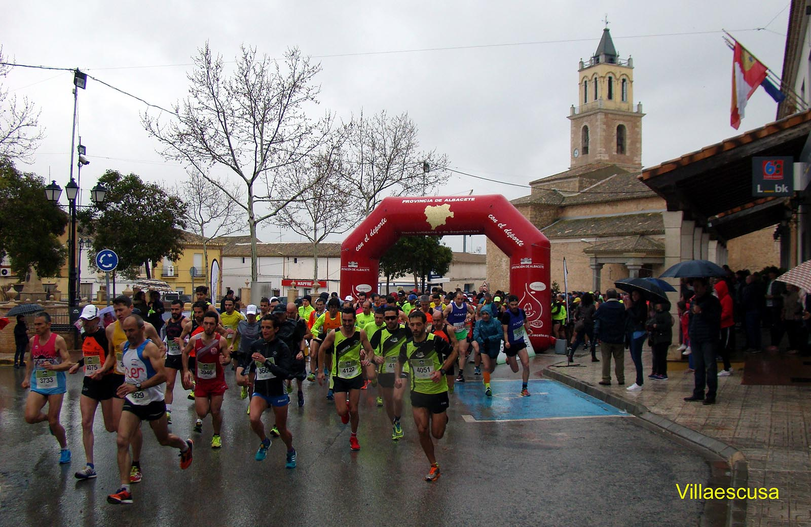 XI Carrera Popular de Barrax 2018