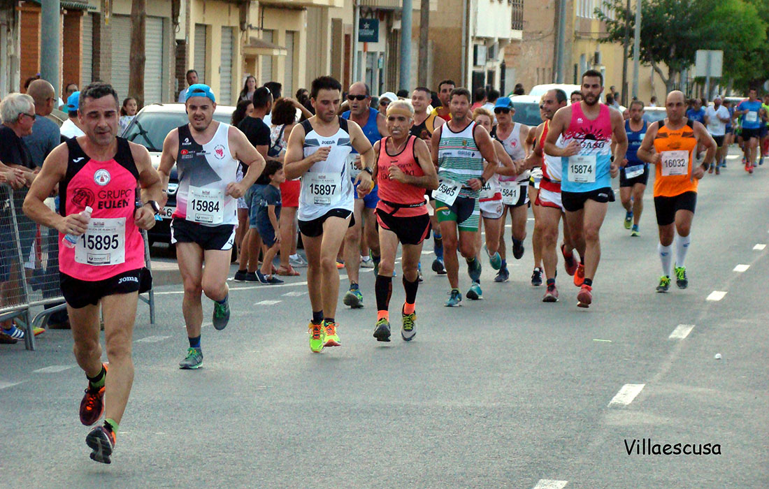 XII Carrera Popular de Pozo Cañada (Foto: Paco Villaescusa)