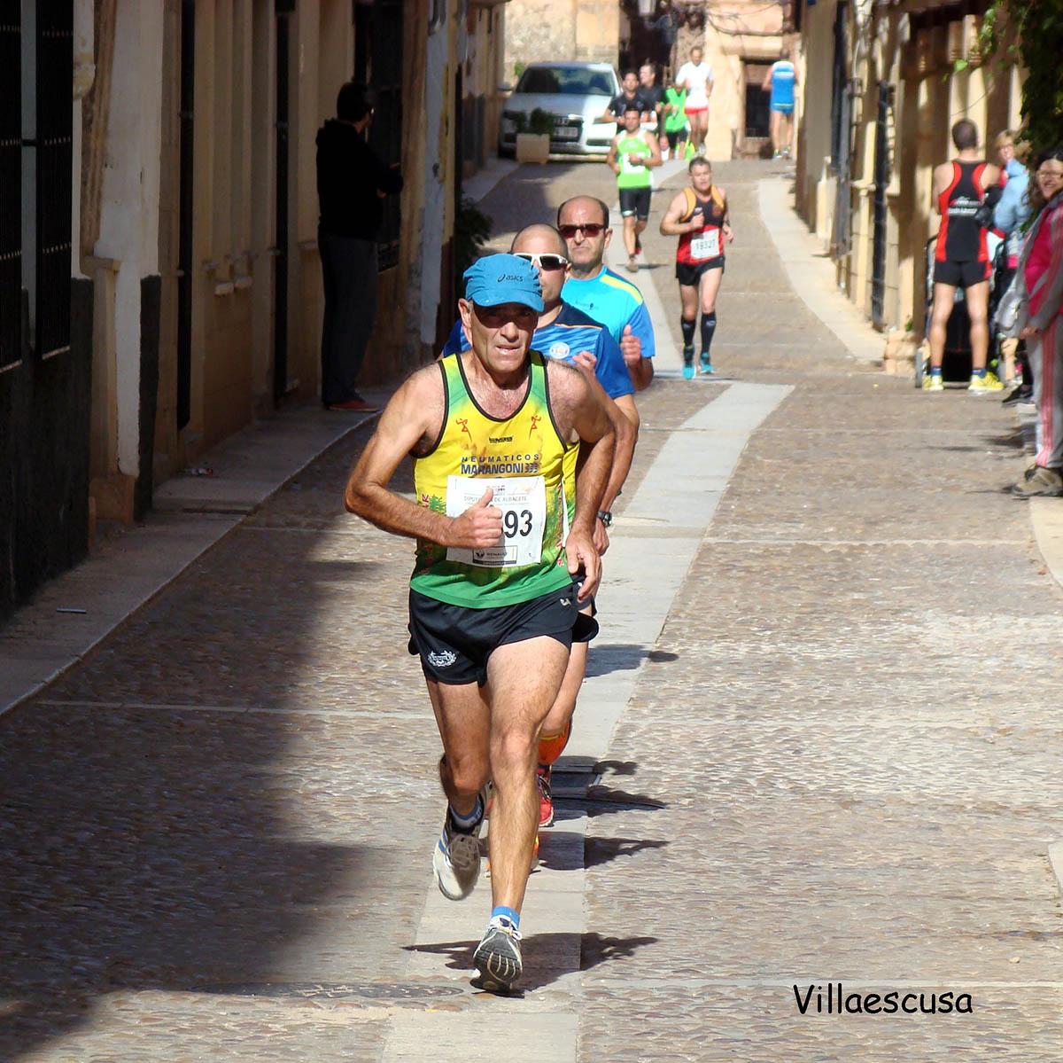 XIII Carrera Popular de Alcaraz-Cortes-Alcaraz