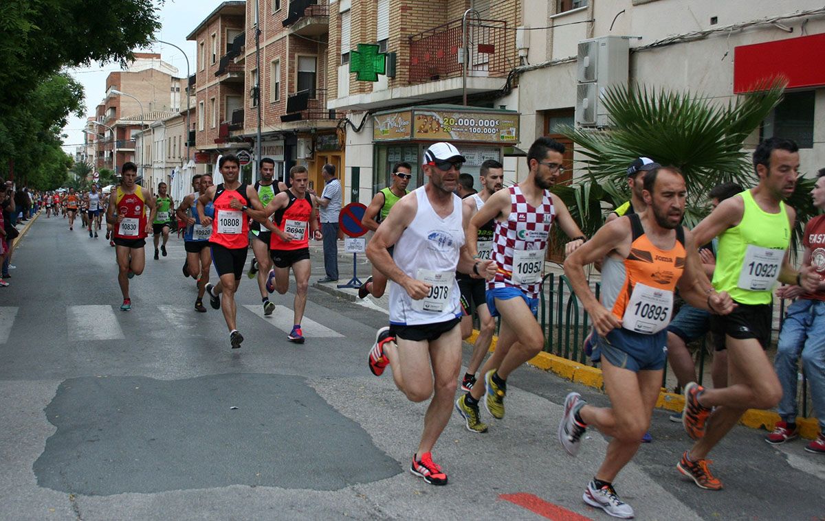 XIV Carrera Popular Cuna del Tambor de Tobarra