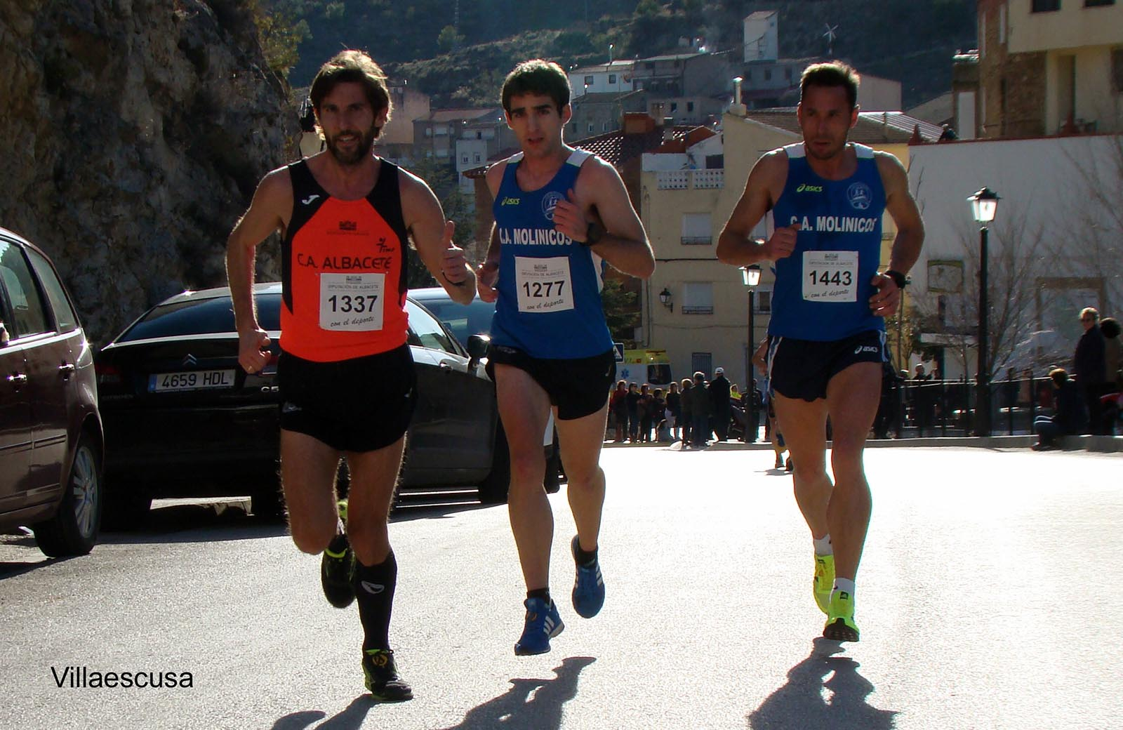XIV Carrera Popular de Molinicos