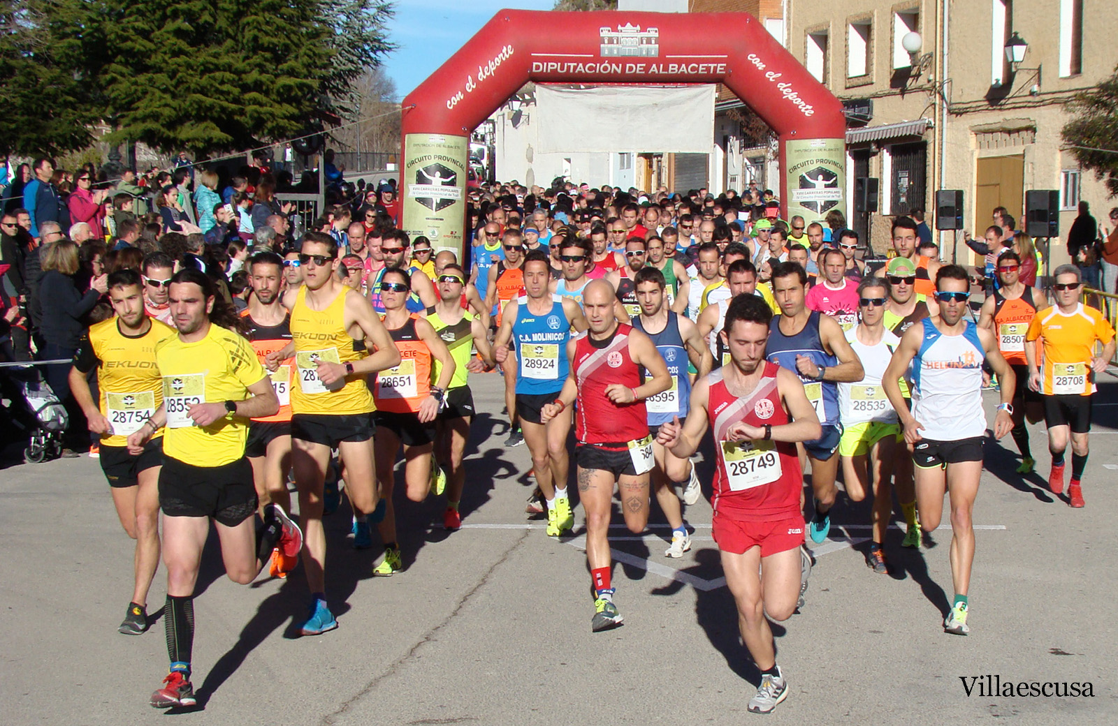 XV Carrera Popular de Molinicos