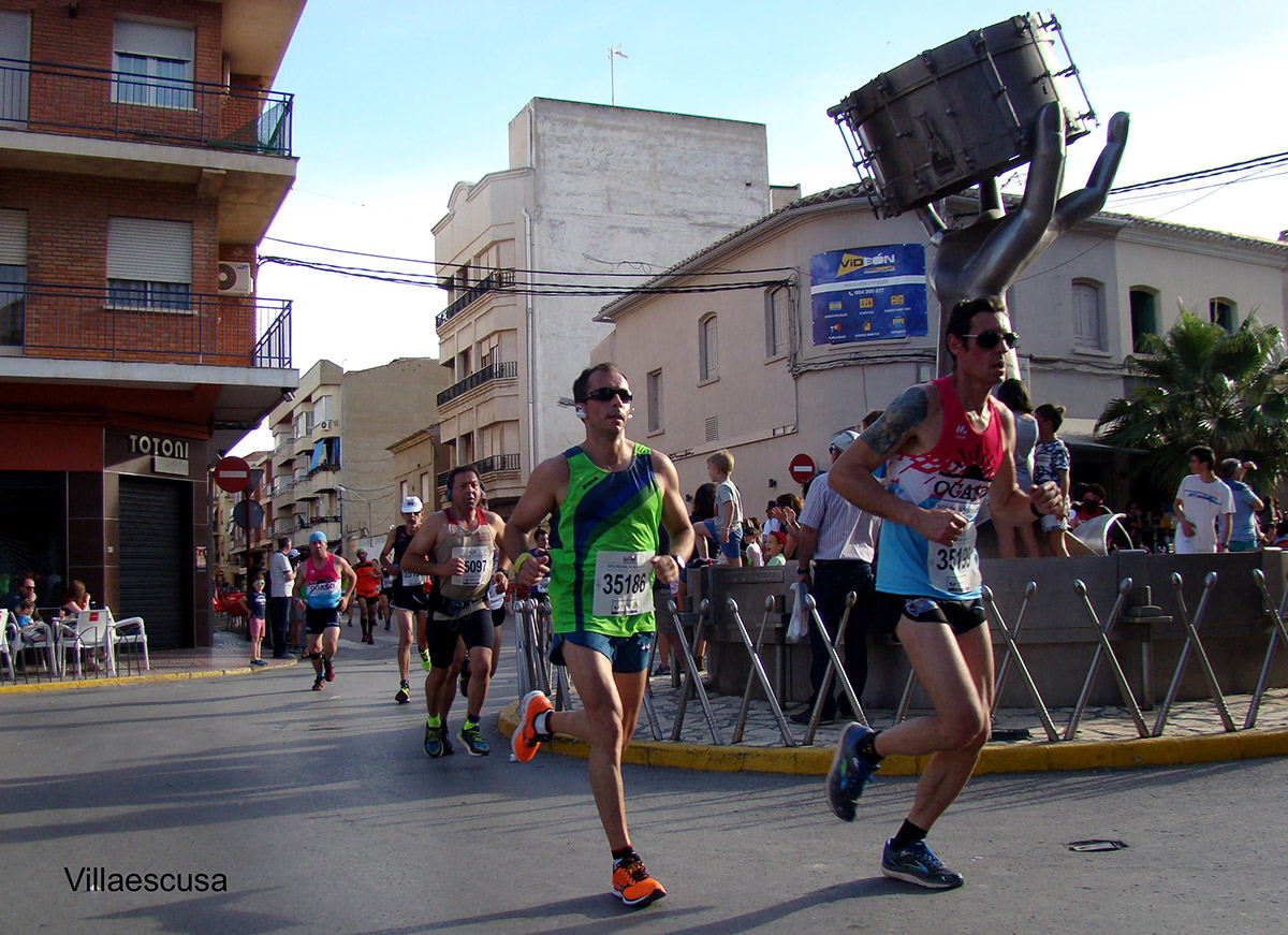 XV Carrera Popular de Tobarra