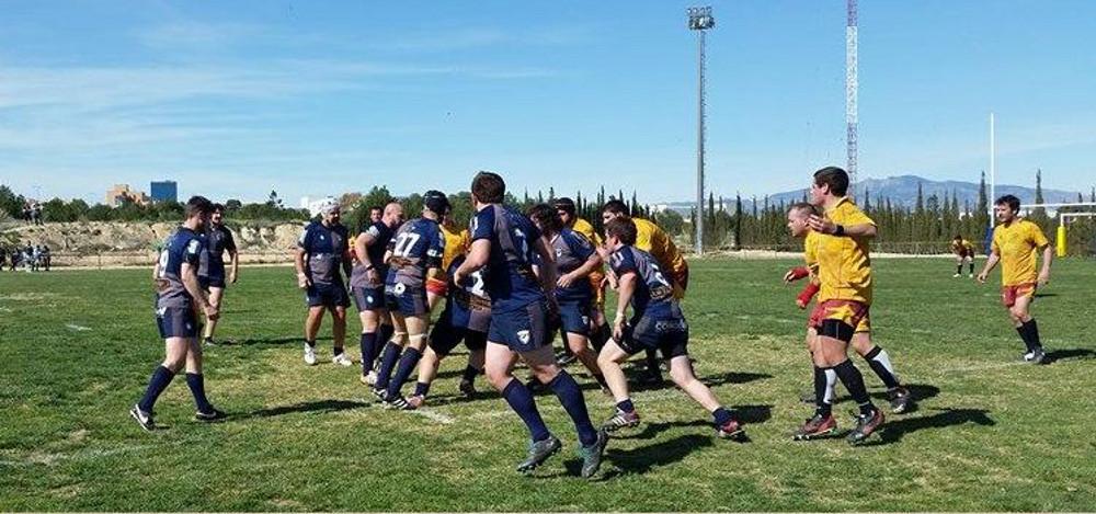 XV Murcia Rugby - Club Rugby Albacete