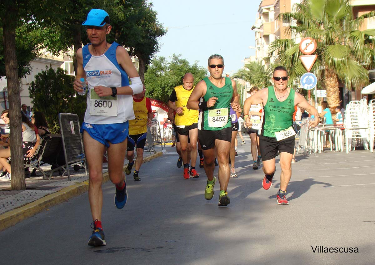 XVI Carrera Popular Cuna del Tambor de Tobarra 2018